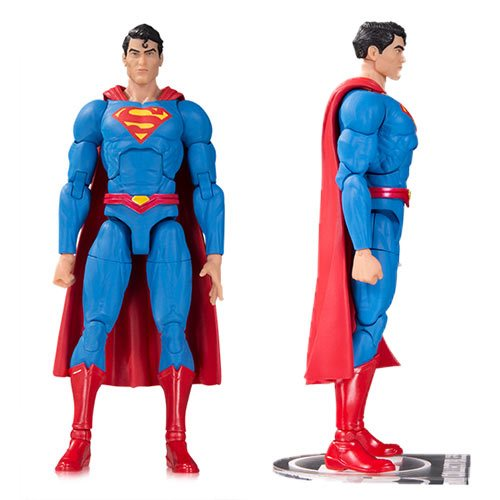 toy fair 2018 superman s red trunks return to action figures 13th