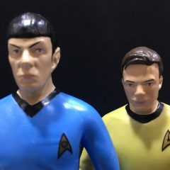 FIRST LOOK: NJ Croce's STAR TREK Bendables
