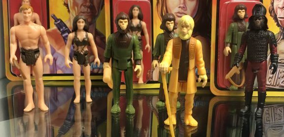 TOY FAIR 2018: An Inside Look at SUPER7's PLANET OF THE APES