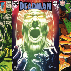 NEAL ADAMS' DEADMAN TALES: Composition and Clues