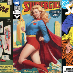 13 COVERS: Supergirl's Fashion Through the Years