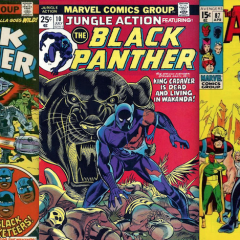 13 COVERS: BLACK PANTHER in the Bronze Age