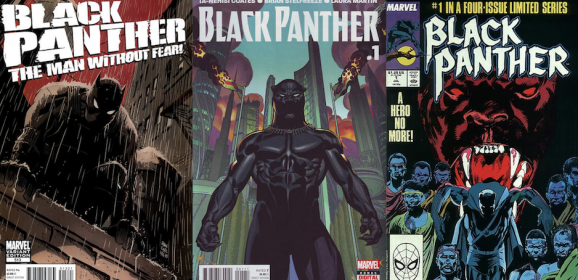 13 COVERS: BLACK PANTHER in the Modern Age