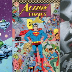 The Gorgeous Variant Covers of ACTION #1000