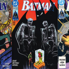 13 COVERS: A NORM BREYFOGLE Birthday Celebration