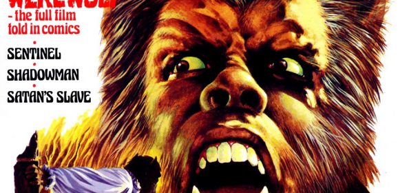 REEL RETRO CINEMA: Hammer's CURSE OF THE WEREWOLF