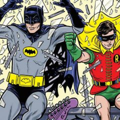 ARCHIE MEETS BATMAN '66 Coming This Summer