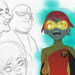 FRANK MILLER Brings Back CARRIE KELLEY For Young Readers Project