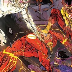 EXCLUSIVE Preview: THE FLASH #43