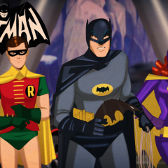 It's BATMAN '66 WEEK!