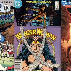 13 COVERS: WONDER WOMAN vs. THE CHEETAH