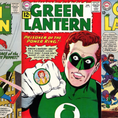 13 COVERS: The Wacky World of GREEN LANTERN