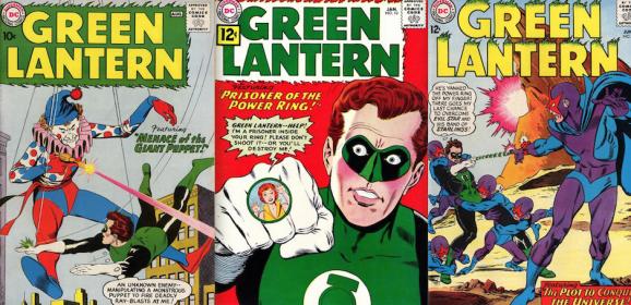 13 COVERS: The Wacky World of GREEN LANTERN