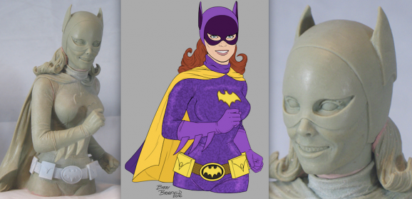 Turning BATGIRL Into a Work of Art