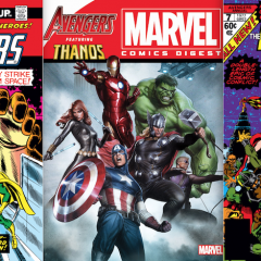 EXCLUSIVE Preview: MARVEL DIGEST #6 Is Jammed With AVENGERS Classics