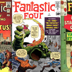 13 COVERS: Back to the Beginning With the FANTASTIC FOUR