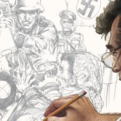 EXCLUSIVE: STAN LEE & NEAL ADAMS on Comics and the Holocaust
