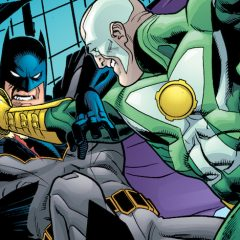 EXCLUSIVE Preview: JUSTICE LEAGUE OF AMERICA #28