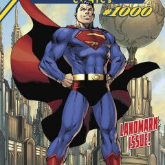 ACTION COMICS #1000 REVIEW: Bendis Didn't Come to Play