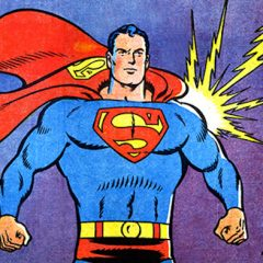 A Salute to CURT SWAN: The Definitive SUPERMAN Artist