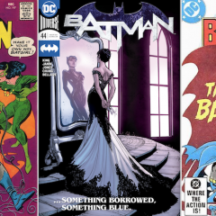 BATMAN #44 Relishes the History of BATMAN & CATWOMAN