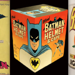 13 BATMAN Toys We Want to See Re-Released