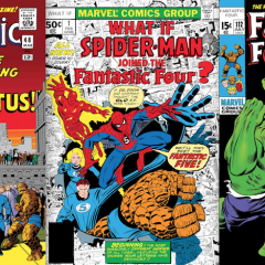 MARVEL Releasing a Slew of FANTASTIC FOUR Dollar Reprints