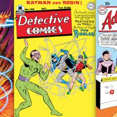 BATMAN, LEGION, NEAL ADAMS Headline DC's New Collections