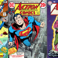 DAN JURGENS Ranks the 13 Greatest ACTION COMICS Covers