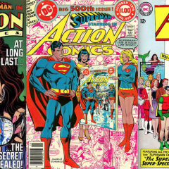 13 Top Artists Pick Their Favorite ACTION COMICS Covers