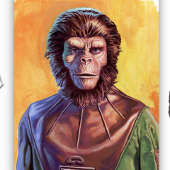 Behind the Scenes With SUPER7's PLANET OF THE APES Figures