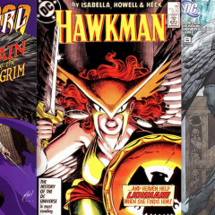13 COVERS to Celebrate HAWKGIRL DAY