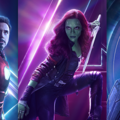 13 QUICK THOUGHTS on AVENGERS: INFINITY WAR