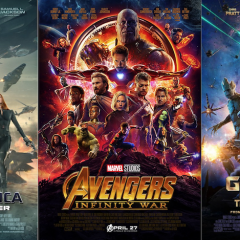 The TOP 13 MARVEL CINEMATIC UNIVERSE Movies — RANKED