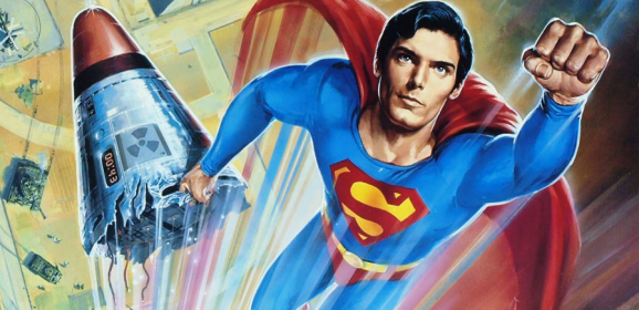SUPERMAN IV: You'll Believe a Fan Can Cry