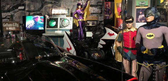 EXCLUSIVE: BATMAN '66 Museum Exhibit EXTENDED