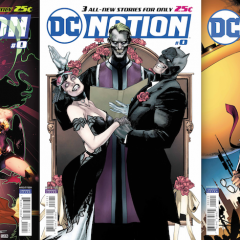 DC NATION #0 Promises One of the Biggest Summers Since the '80s