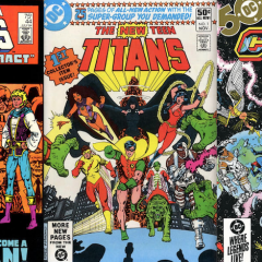 It's THE MARV WOLFMAN INTERVIEWS