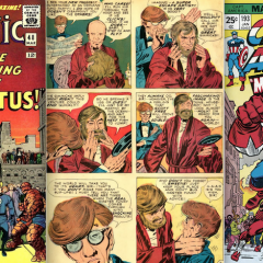 ROY THOMAS on the Highs and Lows of STAN LEE & JACK KIRBY