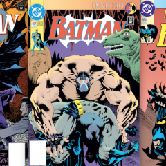 EXCLUSIVE — BATMAN: KNIGHTFALL Gets Special Weekly Re-Release
