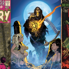 HOUSE OF MYSTERY Gets First Bronze Age Omnibus