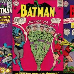 CARMINE INFANTINO's 13 Greatest BATMAN Covers — RANKED