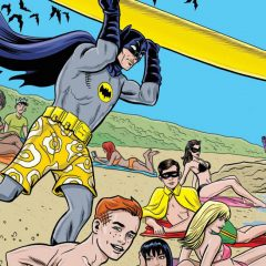 FIRST LOOK: Mike Allred's ARCHIE/BATMAN '66 #3 Cover
