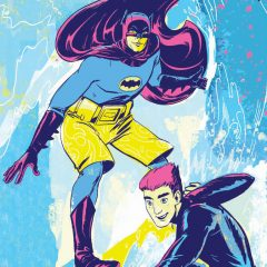FIRST LOOK: Veronica Fish's ARCHIE/BATMAN '66 #3 Cover