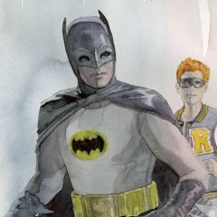 FIRST LOOK: David Mack's ARCHIE/BATMAN '66 #3 Cover