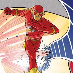 The SILVER AGE FLASH Omnibus Series Starts Anew in December