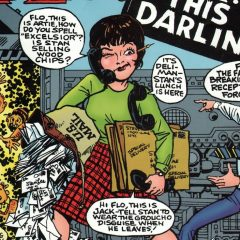 A Marvel-ous Tribute to Fabulous FLO STEINBERG