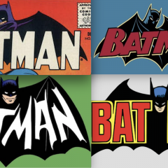 The 13 Greatest BATMAN Logos — RANKED