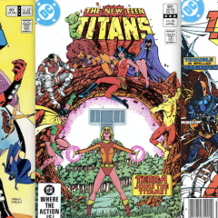 13 COVERS: A GEORGE PEREZ Birthday Celebration