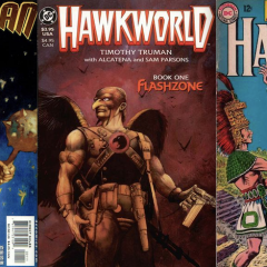 THE MANY LIVES OF HAWKMAN: Ranking All 13 of His Series